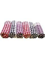 Kitchen Napkin XXL (Pack of 6) 16X24 Inch - By XYZ Textiles