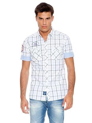 Pepe Jeans London Camisa Burford (Blanco)