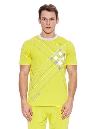 Mystica Camiseta Cierzo (Amarillo)