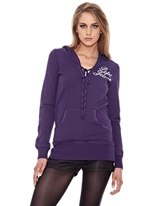 Pepe Jeans London Sudadera Nassine (Morado)
