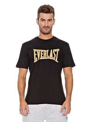 Everlast Camiseta Ainslee 2 (Negro / Naranja)