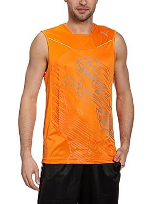 Puma T-Shirt Training SL 2 (vibrant orange)