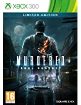 Murdered: The Soul Supect - Limited Edition (Xbox 360)