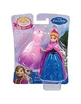 Disney Frozen MagiClip Anna Small Doll