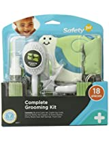 Safety 1st 1st Complete Grooming Kit Spring Green