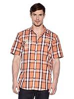 Tom Tailor Camisa Lodi (Naranja)