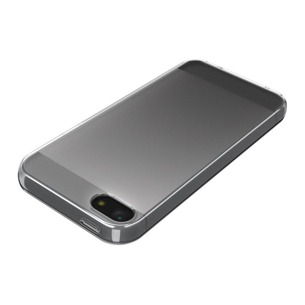 iBUFFALO New iPhone(2012年)用 TPUケース クリア BSIP12PCTCR