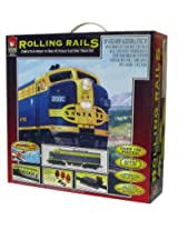 Life-Like Rolling Rails Train Set HO Scale