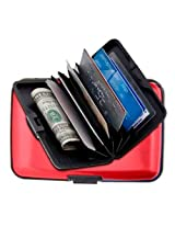 Tanu Electronics Smart Aluminium Wallet For Men And Women 2 Pieces
