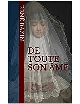 De toute son âme (French Edition)