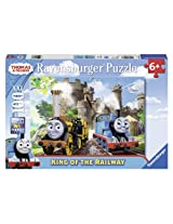 Ravensburger Thomas & Friends: King of The Railway - Puzzle (100-Piece)