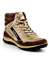 Lee Cooper Tan Men Boots LC2023