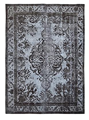 Kalaty One-of-a-Kind Pak Vintage Rug, Grey/Brown, 7' 1 x 11' 4