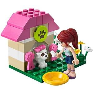 女の子用レゴの美容院