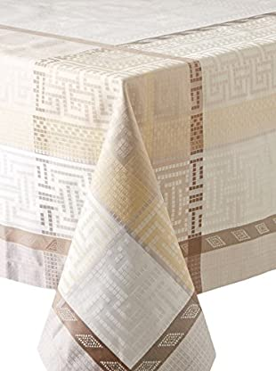 Garnier-Thiebaut Antique Terre Tablecloth