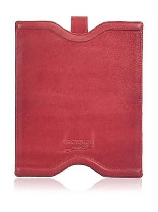 Gretchen Funda Tablet iPad Case (Rojo)