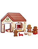 Plan Toys 6623 Gingerbread House Playset