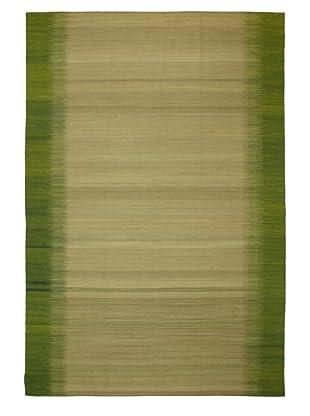 Flatweave Light Grass, 6' x 9'