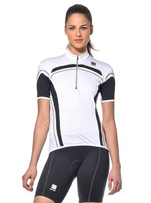 Sportful Mallot Bike Anakonda (Blanco)