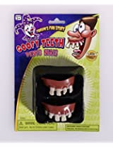 Goofy Prank and Joke Teeth 2 Piece Set