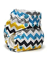 Rumparooz One Size Cloth Pocket Diaper Snap, Charlie