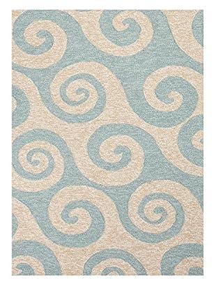 Jaipur Rugs Coastal Pattern Indoor/Outdoor Rug
