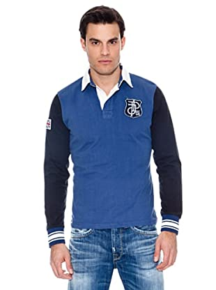 Pepe Jeans London Polo Milton (Azul)