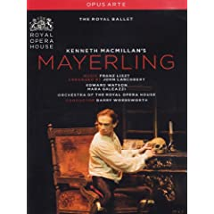 Mayerling [DVD] [Import]