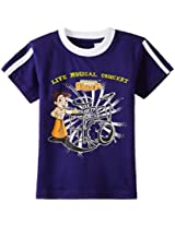 Chhota Bheem Boys T-Shirt (GGAPP-CB 223 D Navy Blue_7-8 years)