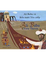 Ali Baba and the Forty Thieves in Vietnamese and English (Folk Tales)