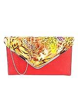 Girls Sling Bag Fancy Fashionable WomensTrendy Printed Clutch Purse