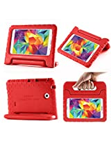 i-Blason Samsung Galaxy Tab 4 8.0 Case - ArmorBox Kido Series Light Weight Super Protection Convertible Stand Cover Case (Gaalxy Tab 4 8.0, Red)