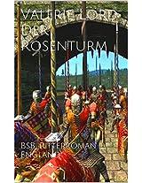 Der Rosenturm: BsB_Ritterroman England (German Edition)