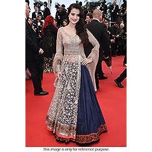 Ninecolours NC759 Ameesha Patel Suit - Blue