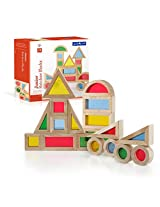 JR. Rainbow Block 20 Piece Set