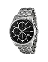 Hamilton Jazzmaster Chronograph Automatic Black Dial Men'S Watch - Hml-H32596131
