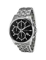 Hamilton Jazzmaster Chronograph Automatic Black Dial Men'S Watch - Hml-H32596131