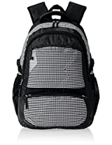 "Genius Nylon Children's Backpack (GN 1518 - 17""-GREY)"