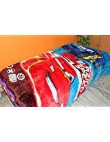 Furnishing Emporium's Supersoft Kids Single Bed Blanket.