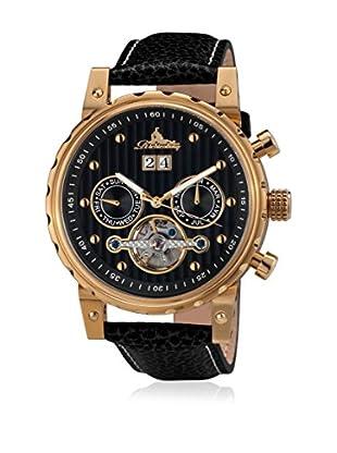 Richtenburg Reloj automático Man R10500 Newport Negro 44.0 mm