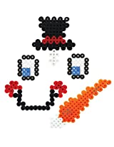 Perler Beads Biggie Bead Fused Bead Kit, Decorate a Snowman