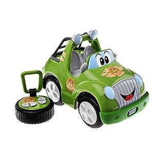 Chicco Safari Park Toy Car - Green