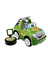 Chicco Safari Park Toy Car - Green