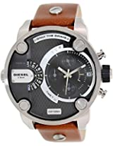 Diesel End of Season Analog Black Dial Men's Watch - DZ7264