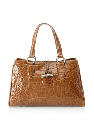 Charles Jourdan Women's Sacha Satchel (Tan)