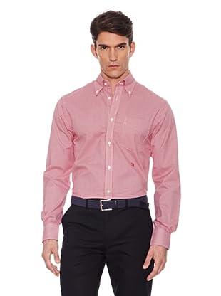 Hackett Camisa Cuadros (Rojo / Blanco)