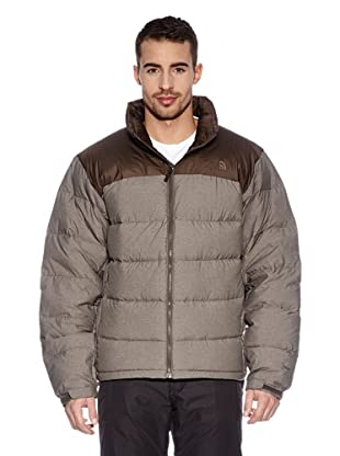 Th North Face Giacca Outdoor M Nuptse 2 (Grigio)
