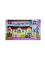Shopaholic Cute My Sweet Deluxe House play Set - 13233