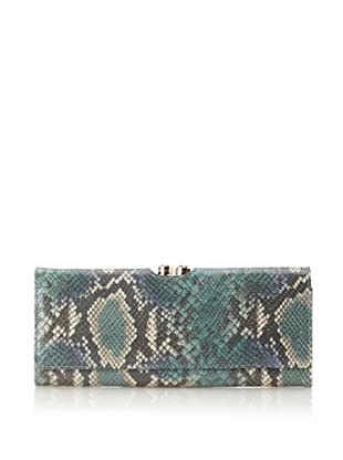 Ted Baker Women's Mariam Wallet (Blue)