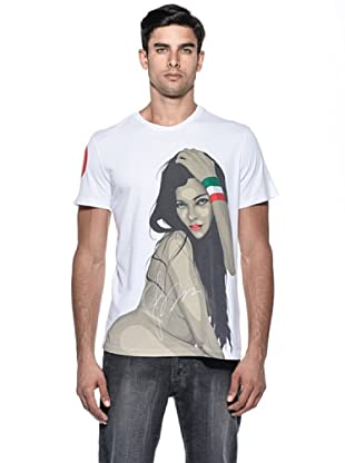 232 Made In Art T-Shirt Made In Italy (Bianco)
